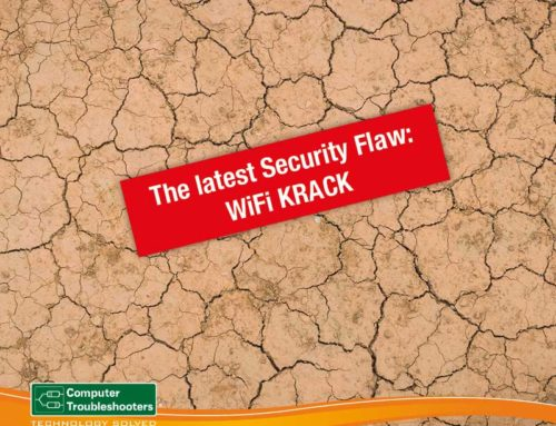 The latest Security Flaw: Wifi KRACK